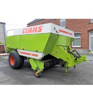 Presse Claas Quadrant 1200