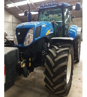 Tracteur New Holland 7050