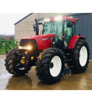 Tracteur Case MX110 avec...