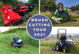 """Démo """"Brush Cutting Tour """" - Mardi 15 juin 2021"""