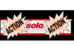 Prix écrasés sur toute la gamme de pulvérisateurs Solo.